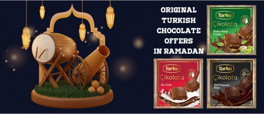 Turkish Chocolate offers- Turkattar