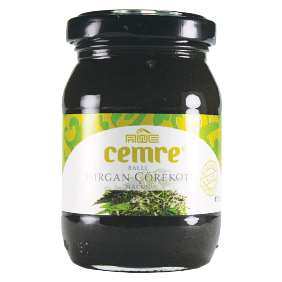 Honeyed Nettle Black Seed Paste 215 Gr: Detoxer, Sexual Tonic
