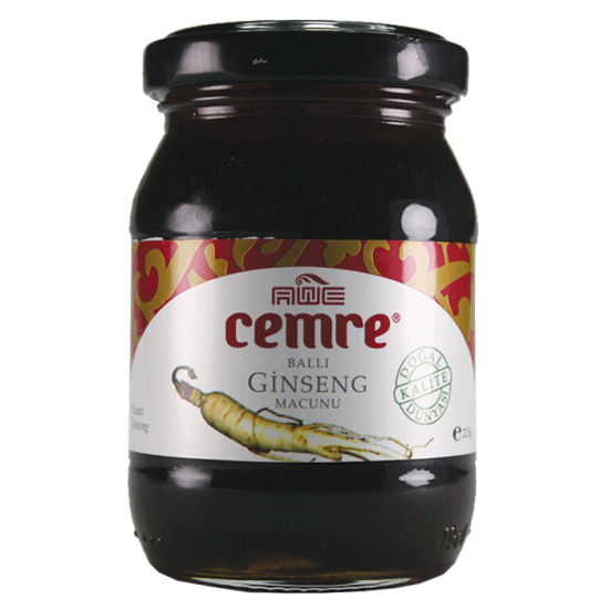 Honeyed Ginseng Paste, Turkish Honey with Ginseng 215 Gr