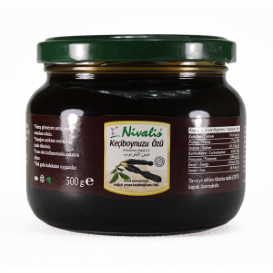 Natural Turkish Carob Molasses, 500 gr