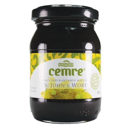 Honeyed St. John's Wort Paste, Turkish Honey with St. John's Wort, 215 Gr