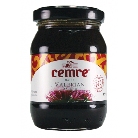 Honeyed Valerian Root Paste, Turkish Honey with Valerian Root 215 Gr