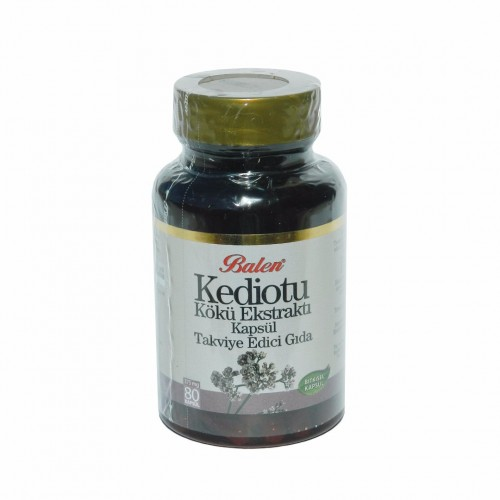 ‫Valerian Root Extract 375 mg, 80 Capsules, Improve your Sleep
