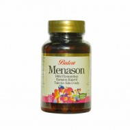Menason Caps, Menopause, Herbal Extracts, Triple Strength, 620 mg 60 Capsules
