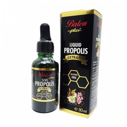 Liquid Propolis Extract, Pure Propolis, Alcohol Free, 30 ml