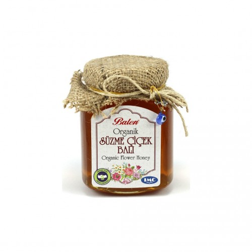 Turkish Flower Honey, Organic Flower Honey, 450 gr