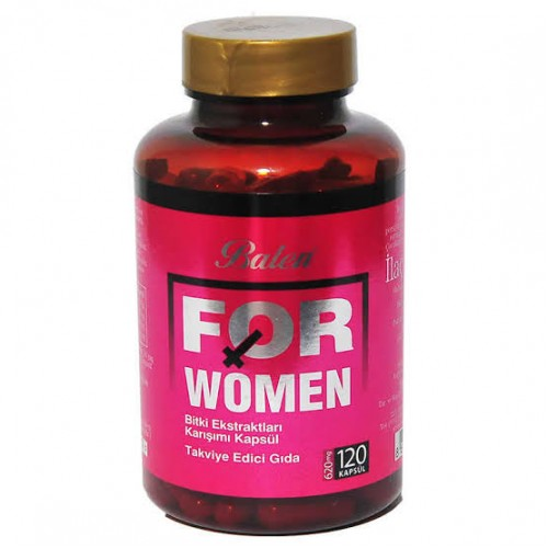 ForWoman Extracts, 620 mg 120 Capsules