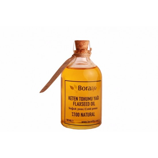 Cold Press Oils, Flaxseeds oil, 50 ML