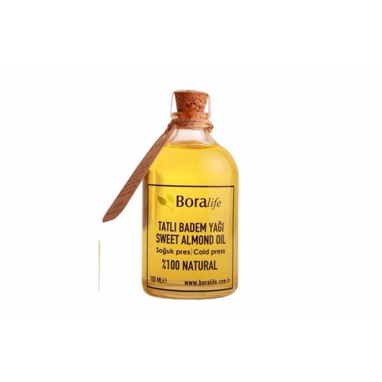 Cold Press Oils, Sweet Almond oil, 50 ML