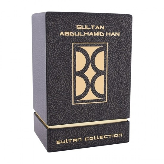 Sultan Abdul Hamid Han Perfume, Sultan Perfumes Collection, Turkish Men's Perfume,Original Buhara Perfume, Aromatic Essence Without Alcohol, Luxury Package 5 ml