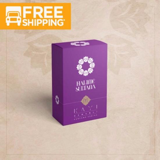 Halime Hatun Sultan Ottoman Turkish perfume for women 100 ml