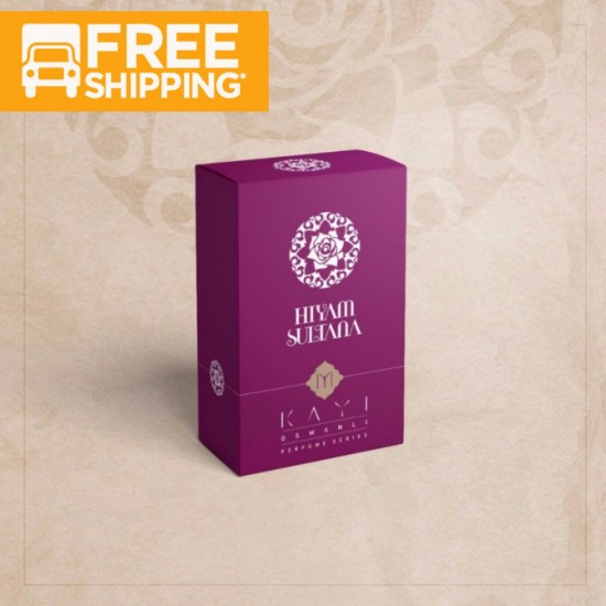 Hurrim Hiyam Sultan Ottoman Turkish perfume for women 100 ml