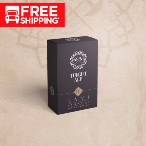 Turgut Alp Ottoman Turkish perfume for men 100 ml