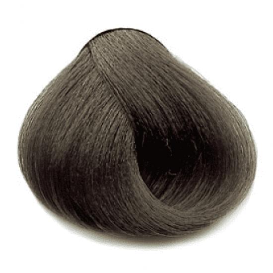 Leoni Permanent Hair Color Cream with Argan Oil Turkish Hair Dye 6.1 Dark Ash Blonde N6.1 60 Ml