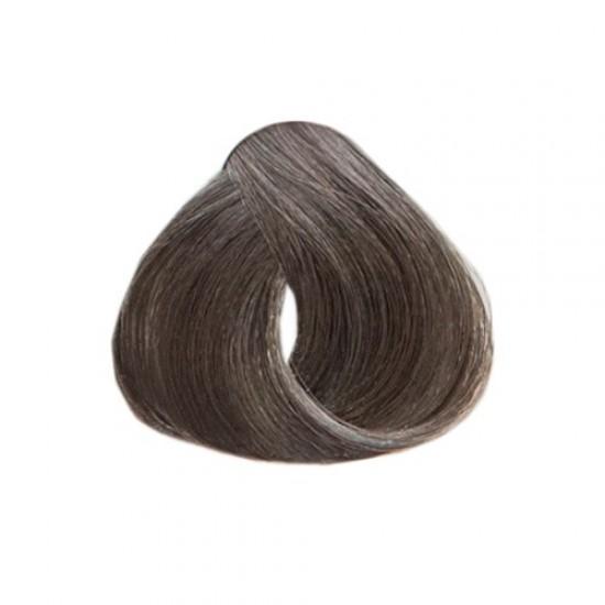 Leoni Permanent Hair Color Cream with Argan Oil Turkish Hair Dye 6.11 Dark Matt Blonde N6.11 60 Ml