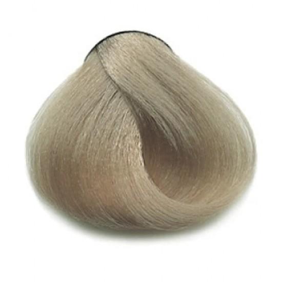 Leoni Permanent Hair Color Cream with Argan Oil Turkish Hair Dye 9.1 Very Light Ash Blonde N9.1 60 Ml