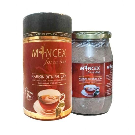 تركيبة منجيكس للتنحيف، من 5 إلى 12 كغ خلال شهر، شاي التخسيس التركي، تركيبة نباتية مطورة، عبوة300غرام