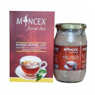 #1 MINCEX Best Weight Loss Tea in Turkey - 5 to 12 kg in one month - Burns Fat - Suppresses Appetite - Increases Energy - Boosts Metabolism - Lose Weight & Get Fit The Safe & Natural Way with Turkish Slimming Tea - 300 gr