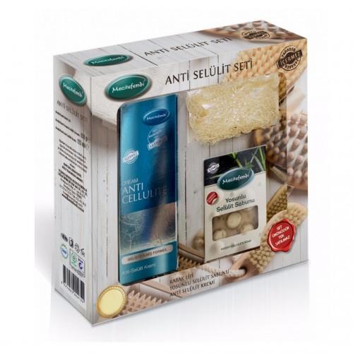 Special Offers, Anti-Cellulite Set, Anti-Cellulite Cream, Soap