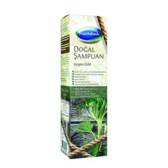Natural Hair Care Set, Nettle Shampoo, Argan Oil hair Mask, Paraben Free