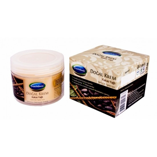 Cocoa Butter Cream To Prevents Skin Dryness And Peeling