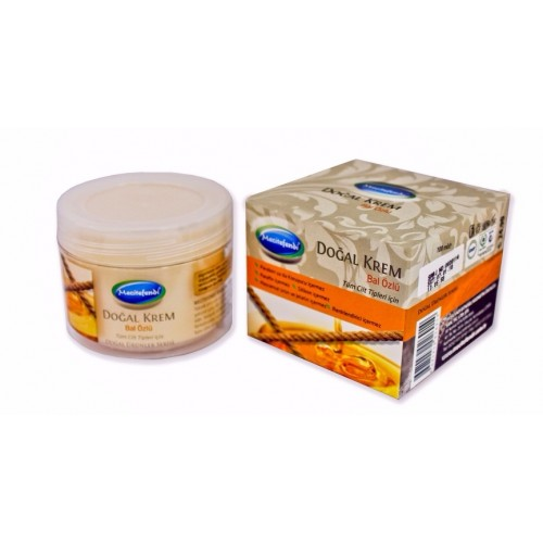 Honey Extract Cream, Turkish Honey, All Skin Types 100 ML