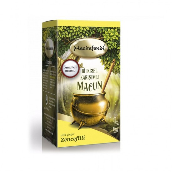Ginger Past, Sexual Performance, Heart health, supports Immunity, 400 Gr