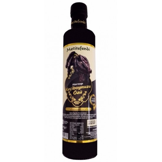Turkish Carob Extract, Goat's Horn, Tonic, Diet, 675 Gr