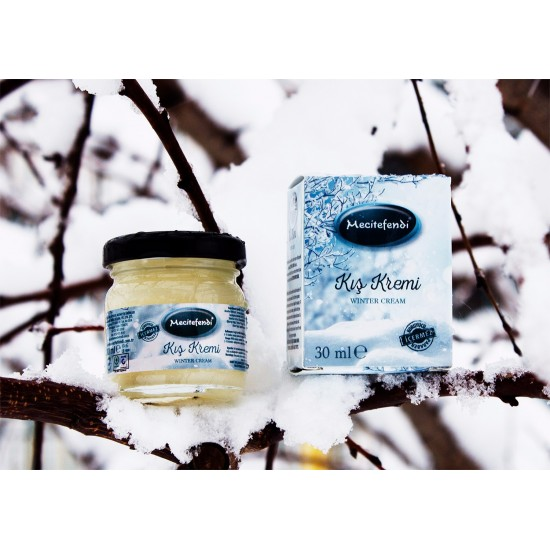 Turkish Winter Cream, Herbal viks 30 ML