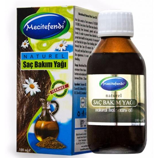 Natural Oils, Hair care oil, Turkish oil, 100 ML