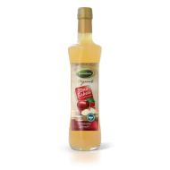 Organic Apple Vinegar, Traditional fermentation, 500 ML