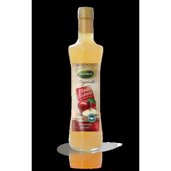 خل التفاح العضوي, تفاح تركي, منتج تقليدي, 500 مل