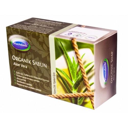 Organic Soap, Aloe Vera Soap, No chemicals, 125 gr