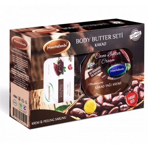 Special Offers, Cocoa Butter Set, Skin Care, Cocoa Butter Cream and Soap