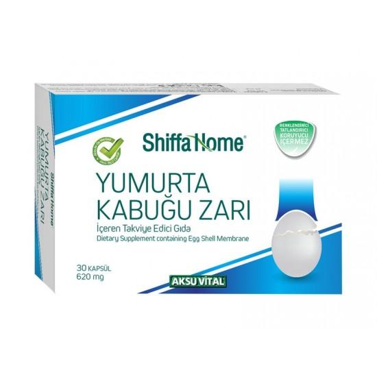 Eggshell Membrane Capsules, 620 mg, 500 mg Eggshell, 300 mg Protein, 30 Caps