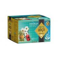Mixed Herbal Tea with Hawthorn, Turkish Herbal Hawthorn Tea, Heart Friend,40 bags, 60 gr
