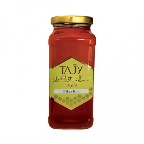 Turkish Thistles Honey, Thistle Flower Honey, Artichoke Flower Honey, Organic Honey, 500gr