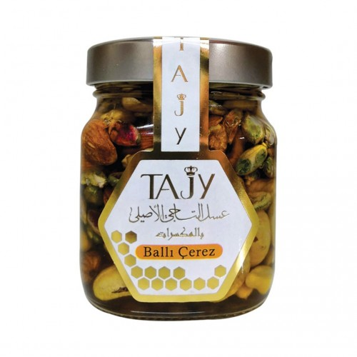 Honey with Nuts, Turkish Honey with Mixed Nuts, 365gr