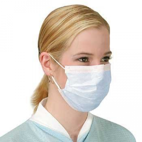 medical surgical anti virus mask individual package