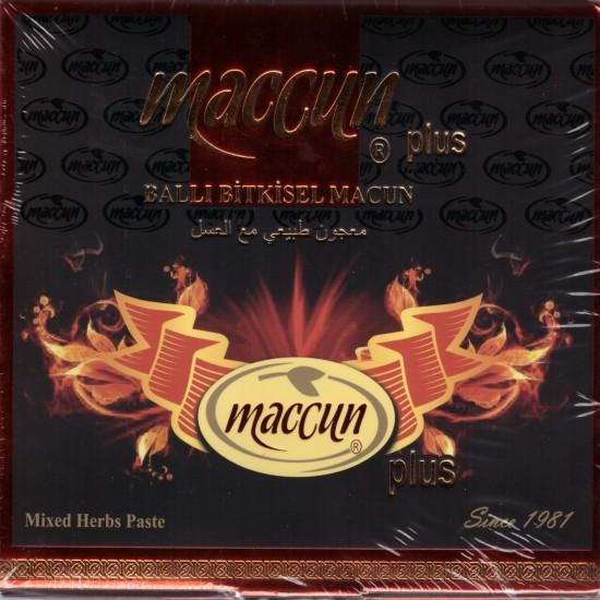 Turkish Viagra Paste Stick Packs, Maccun Plus, Improved Formula Stick Packaging, MESIR MACUNU, Aphrodisiac Paste, Manisa TURKISH VIAGRA, 12 bags, 144 gr