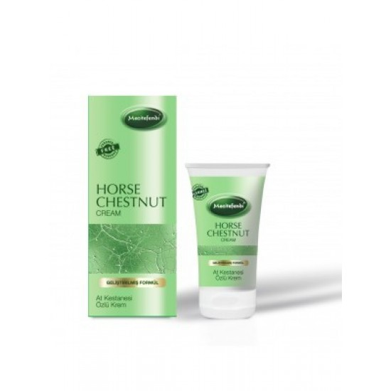 """Natural horse chestnut cream for the care of the legs """"Paraffin-Free"""""""
