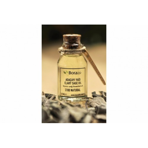Essential Oils, Clary Sage Essential Oil, 25 ML