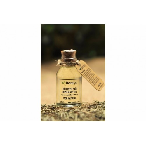 Essential Oils, Rosemary Essential Oil, 25 ML