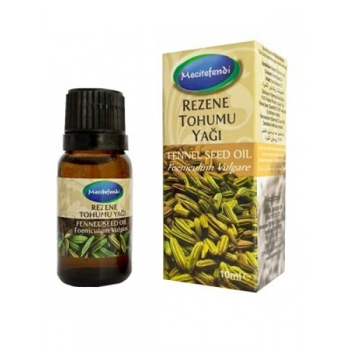 Fennel oil to lose weight and get rid of the smell of mouth and regulate the menstrual cycle (10 ml)