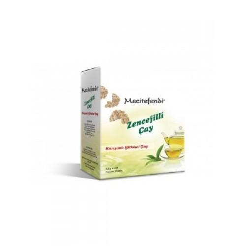 شاي الزنجبيل, علاج الالتهابات, مقوي جنسي, 40 كيس
