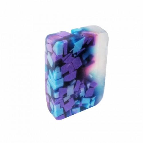 Lilac soap, Handmade, 100 gr, a box with 5 pieces