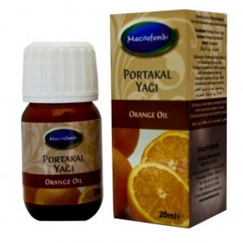 Natural orange oil to stimulate sexual desire and treat depression