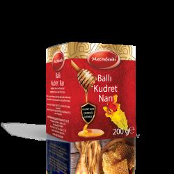 عسل تركي, مع خلاصة فاكهة نار القدرة, معجون القدرة إكسترا, 200 غ