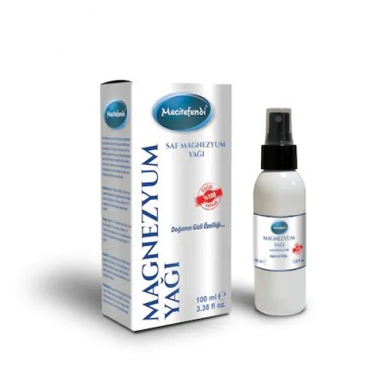 Pure Magnesium Oil, Ancient Minerals Magnesium oil, 100 ml