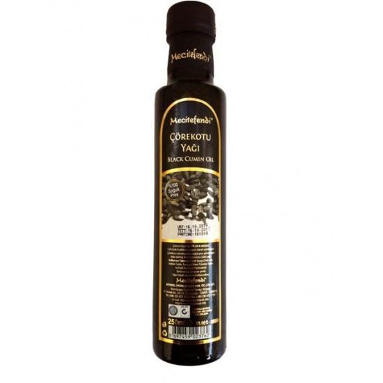 Black Cumin Oil, 100% Cold press oils, Food Oil, 250 ml